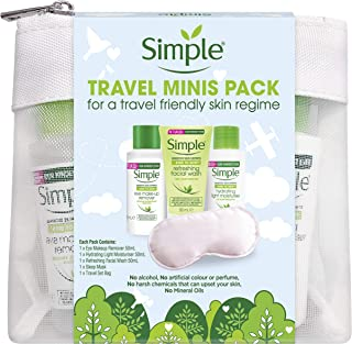 Simple Kind To Skin Giftset Minis Travel, 1 Pack