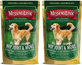 The Missing Link Well Blend Hip, Joint, and More Support Formula, 1 Pound 2 Pack
