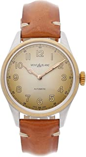 Montblanc 1858 Mechanical (Automatic) Silver Dial Mens Watch 119065 (Certified Pre-Owned)