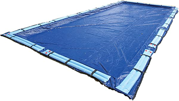 Blue Wave Gold 15 Year 25 Ft X 45 Ft Rectangular In Ground Pool Winter Cover
