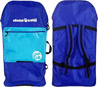 padded bodyboard bag