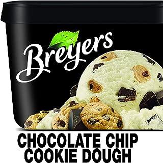 Breyers Original Frozen Dairy Dessert, Chocolate Chip Cookie Dough 48 oz
