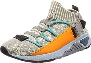 Diesel Mens Y01918P2175H6578 SKB S-kb St - Sneakers Beige Size: