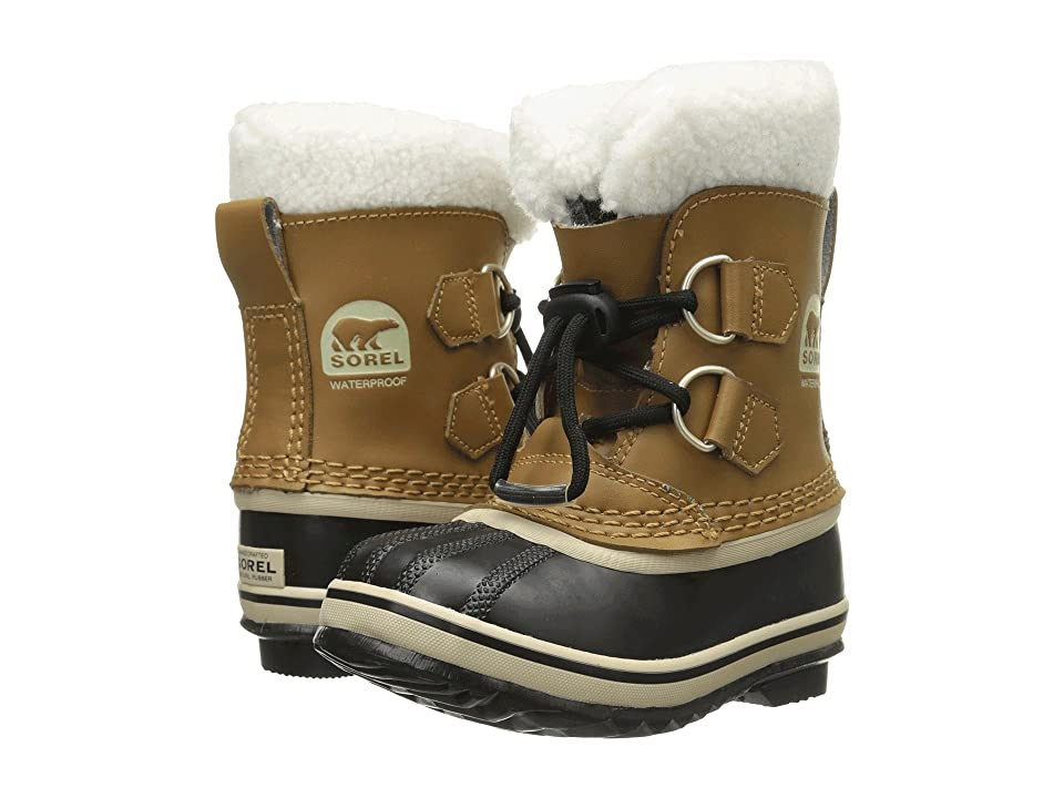 SOREL Kids Yoot Pactm TP (Toddler/Little Kid) (Mesquite) Kids Shoes