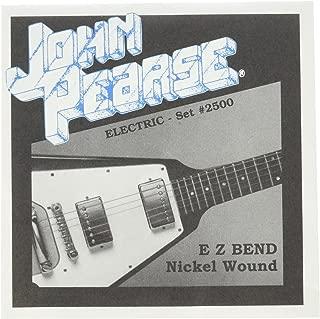 John Pearse Strings 2500 EZ Bend Electric Guitar Strings