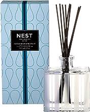 NEST عطرها Reed Diffuser - Ocean Mist & Sea Salt، 5.9 oz