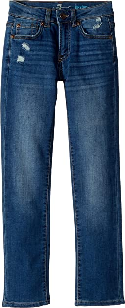 7 For All Mankind Kids Paxtyn Jeans in Nostalgia (Big Kids)