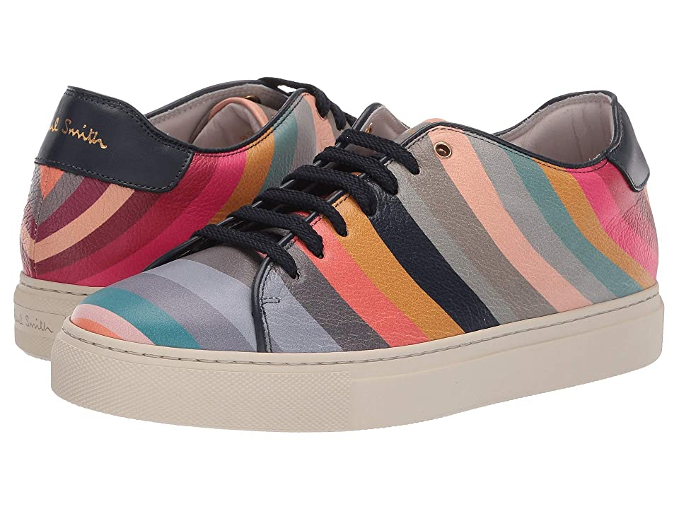 Paul Smith Basso Sneaker (Swirl Print) Women