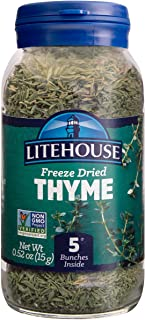 Litehouse Freeze Dried Thyme, 0.52 Ounce