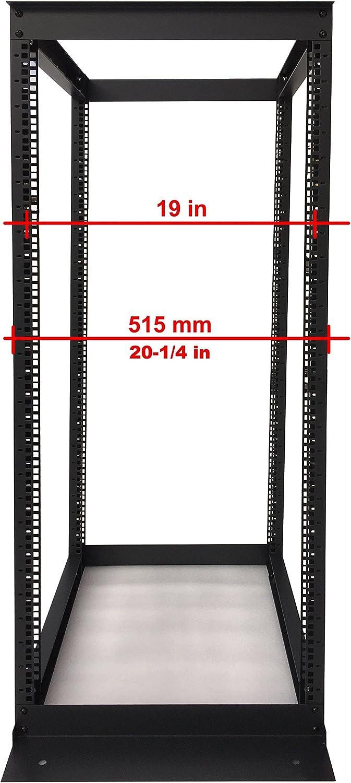 42U 4 Post Open Frame 19