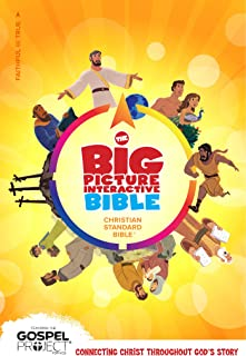 The CSB Big Picture Interactive Bible (The Big Picture Interactive / The Gospel Project)