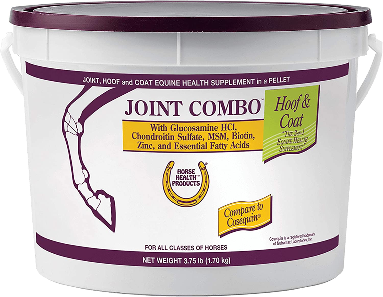 Horse Health Joint Combo Hoof & Coat, 3.75 lbs