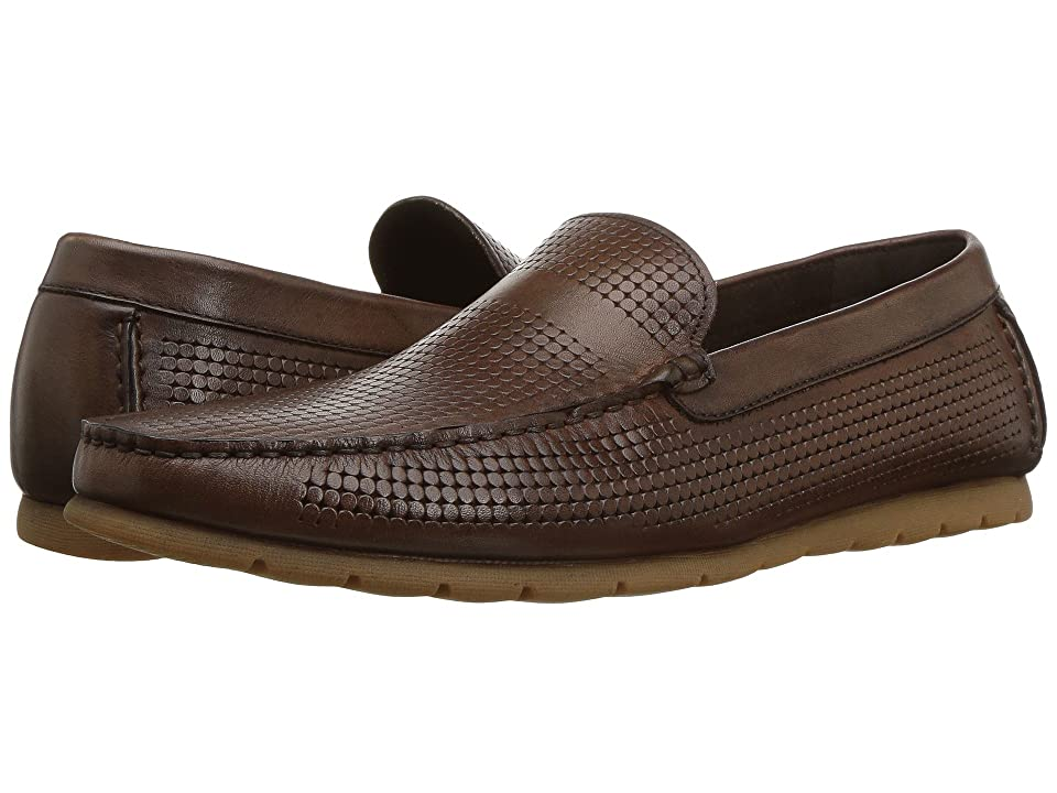 Kenneth Cole Reaction Hendrix Slip-On (Cognac Leather) Men