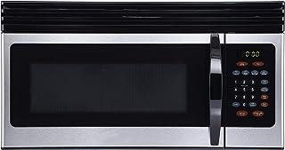 Black+Decker EM044KIN-P 1.6-Cu. Ft. Over-the-Range Microwave, Stainless Steel