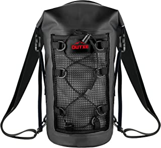 OUTXE IP67 Kayak Dry Bag Waterproof Backpack TPU Dry Bag Sack 20L/ 10L / 5L Totally Sealed PVC-Free