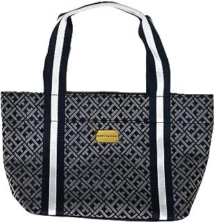 Tommy Hilfiger Logo Small Tote Bag Handbag Purse