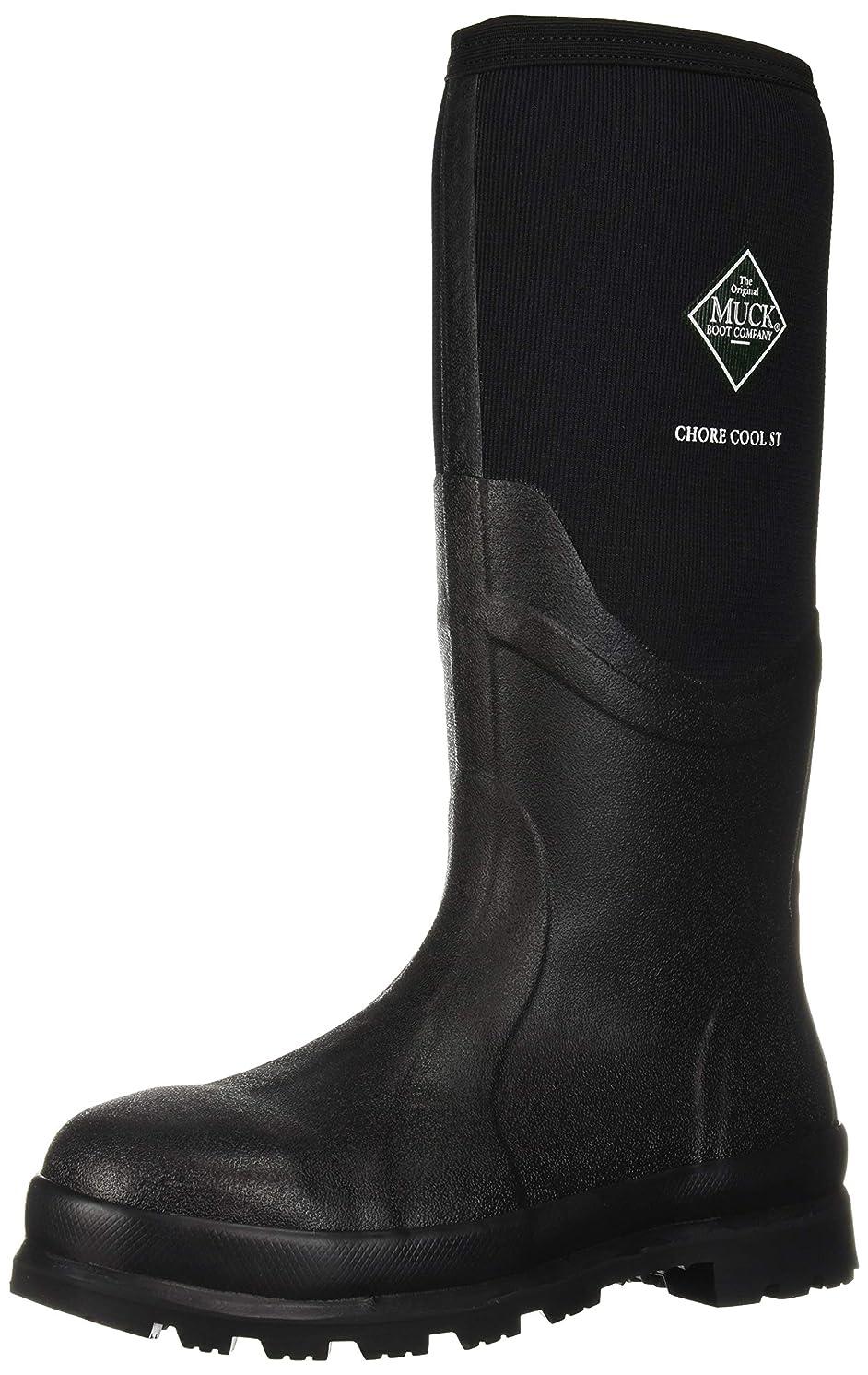Muck Boot Company Men's Chore Cool Steel Toe Socks