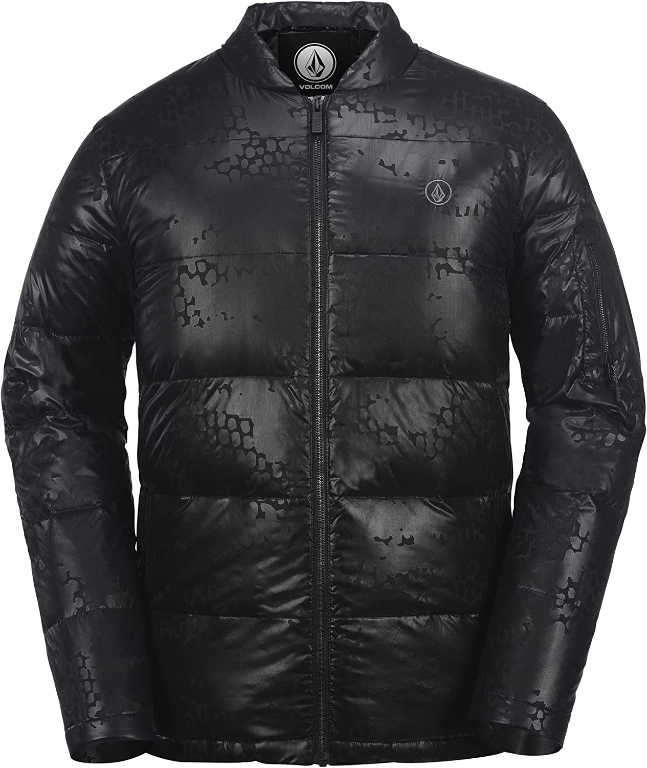 Volcom Mens Puff Puff Give Snow Jacket