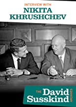 David Susskind Archive: Interview With Nikita Khrushchev [DVD]