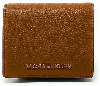 Michael Kors Jet Set Travel Medium Carryall Card Case Leather (Luggage)