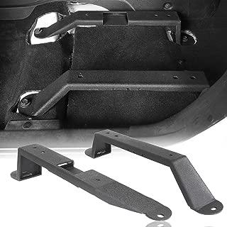 Hooke Road Front Driver Side Seat Bracket for 2011-2018 Jeep JK Wrangler & Unlimited