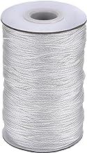 109 Yards/Roll Wit Gevlochten Lift Shade Cord voor Aluminium Blind Shade, Tuinieren Plant en Ambachten (1,5 mm) door XUTONG