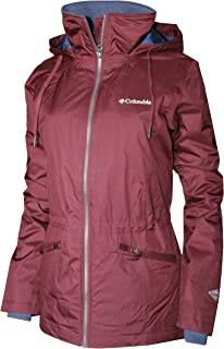 Women's Meadow Falls II Waterproof Hooded Jacket
