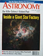 ASTRONOMY, December 1996, Vol. 24 No. 12 [single issue magazine] (Inside a Giant Star Factory, Our Killer Galaxy's Violent Past, Can the Space Station do Astronomy?, See the Asteroid Toutatis Whiz Past Earth, How to Choose a Star Atlas, Vol. 24 No. 12)