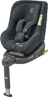 Maxi-Cosi Beryl Silla coche isofix Grupo 0+/1/2, contramarcha y reclinable, crece con el niño desde nacimiento hasta 7 años, color essential graphite