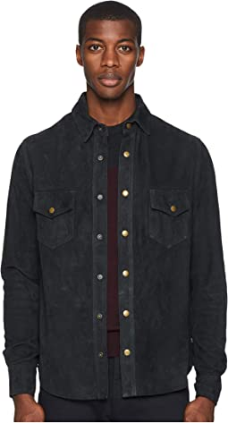 Suede Workshirt