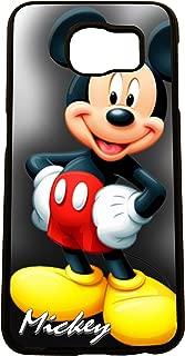 Samsung Galaxy S7 Mickey Mouse Hard Black Case