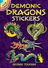 Demonic Dragons Stickers