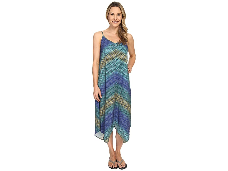 Prana Angelique Dress (Sail Blue) Women