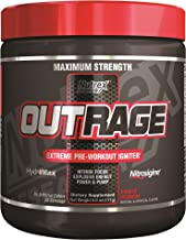 Nutrex Research 171 g Fruit Punch Outrage Extreme Pre-Workout Igniter Estimated Price : £ 34,03
