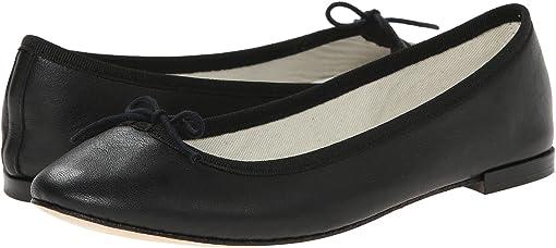 Noir ( Black Nappa Calfskin Leather)