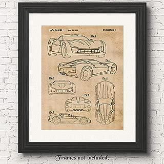 corvette posters for sale