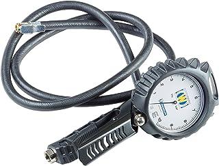 Reifenfüller geeicht + Analoges Manometer Eurodainu 1999, Reifenprüfer geeicht Reifendruckmesser Auto, Reifenfüller Set