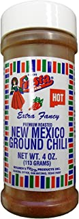 Bolner's Fiesta Extra Fancy Hot New Mexico Ground Chili, 4 Ounces