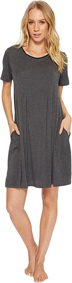 Donna Karan - Modal Spandex Jersey Sleepshirt