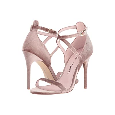 Chinese Laundry Lavelle (Nude Rich Velvet) High Heels