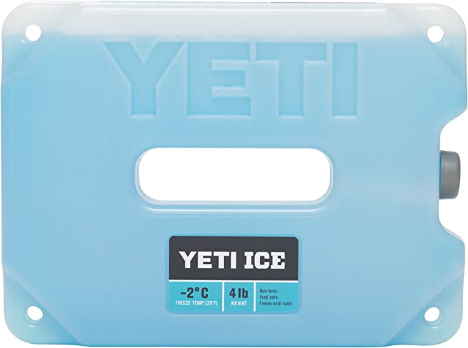 YETI ICE Refreezable Reusable Cooler Ice Pack