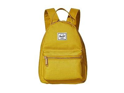 Herschel Supply Co. Nova Mini (Arrowwood Crosshatch) Backpack Bags
