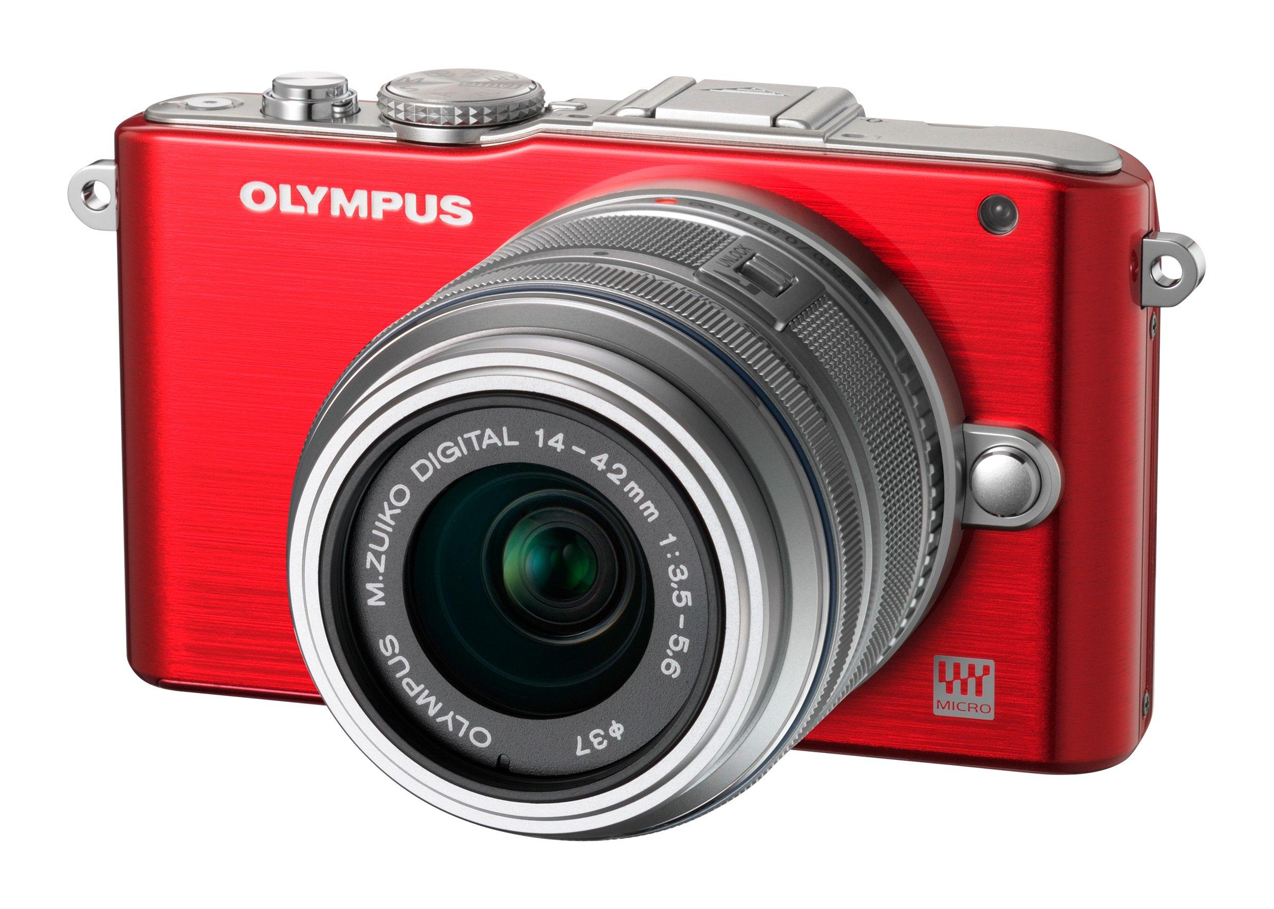 Olympus E-PL3 - Cámara de 12.3 MP (14-42mm II R Plata, Pantalla ...