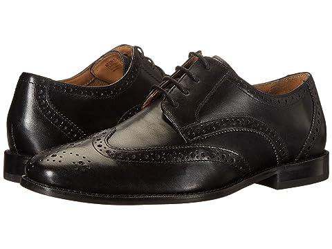 Florsheim Hamilton Wingtip Oxford Black Smooth  irscTpk8