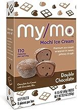 My/Mo Double Chocolate Mochi Ice Cream - 36 Mochi Ice Cream Balls (6 x 6ct. Boxes)