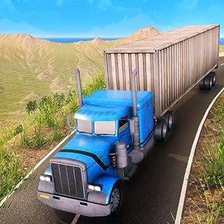 Offroad Construction Truck Transport 3D Game: New Highway Builder & Cargo Simulator 2019