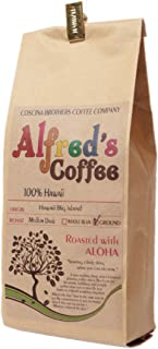 Alfred's coffee 100%PURE モロカイコーヒー 200g