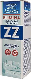 ZZ| Aerosol Antiácaros |Elimina los Ácaros del Polvo | Eficacia inmediata | No mancha | Contenido: 200 ml