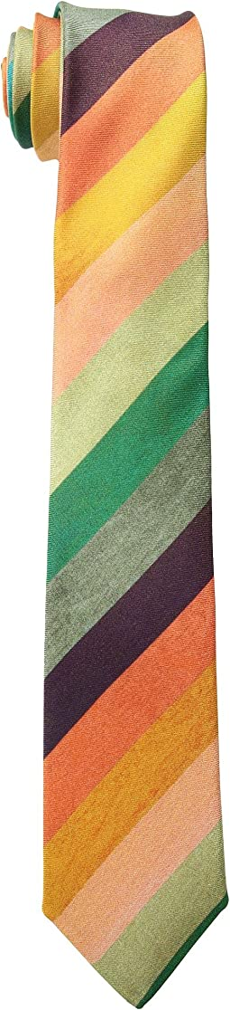 Paul Smith Artist Stripe 6cm Tie