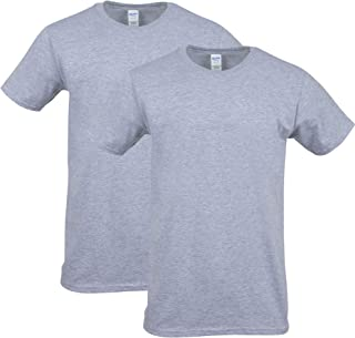 GILDAN Men's Shirt (Pack of 2)